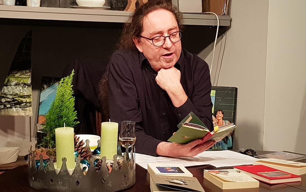 XXl-Mas Lesung mit Dirk Werner